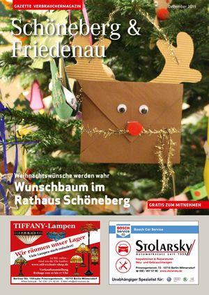 Titelbild Schöneberg & Friedenau 12/2019