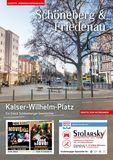 Titelbild: Gazette Schöneberg & Friedenau März Nr. 3/2020