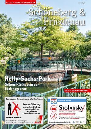 Titelbild Schöneberg & Friedenau 6/2020