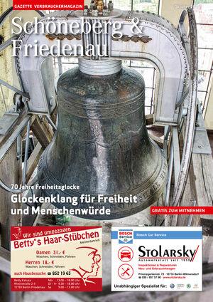 Titelbild Schöneberg & Friedenau 10/2020