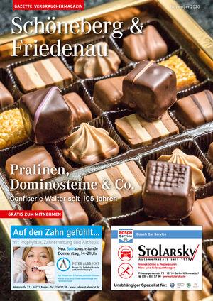 Titelbild Schöneberg & Friedenau 11/2020