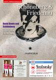 Titelbild: Gazette Schöneberg & Friedenau Februar Nr. 2/2021