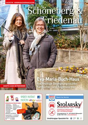 Titelbild Schöneberg & Friedenau 4/2021