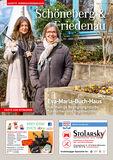 Titelbild: Gazette Schöneberg & Friedenau April Nr. 4/2021