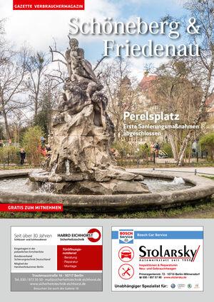 Titelbild Schöneberg & Friedenau 5/2021
