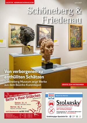 Titelbild Schöneberg & Friedenau 6/2021