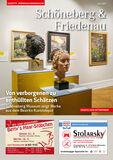 Titelbild: Gazette Schöneberg & Friedenau Juni Nr. 6/2021