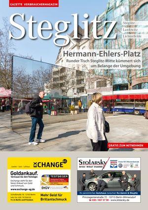Titelbild Steglitz 2/2016
