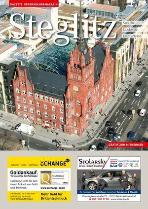 Titelbild Steglitz 4/2016