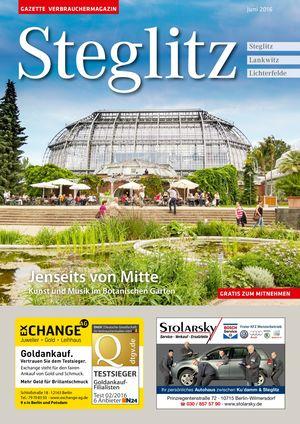 Titelbild Steglitz 6/2016