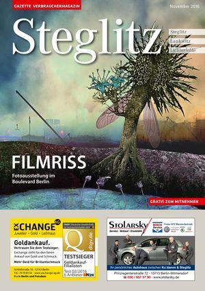 Titelbild Steglitz 11/2016