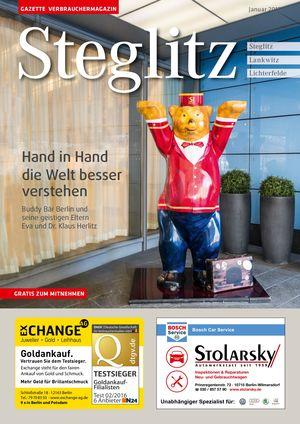 Titelbild Steglitz 1/2017