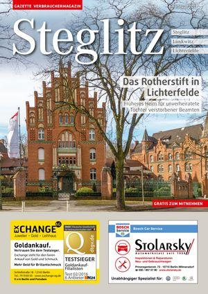 Titelbild Steglitz 2/2017