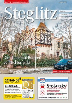 Titelbild Steglitz 3/2017