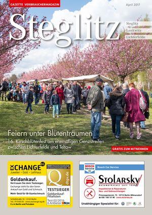 Titelbild Steglitz 4/2017
