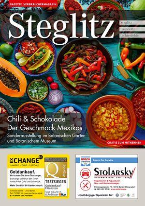Titelbild Steglitz 5/2017
