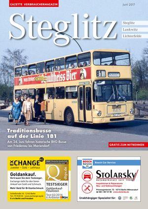 Titelbild Steglitz 6/2017