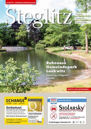 Titelbild Steglitz 7/2017