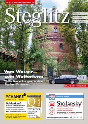 Titelbild Steglitz 8/2017