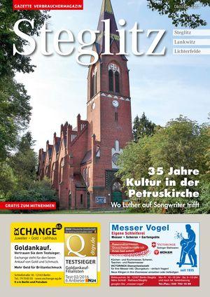 Titelbild Steglitz 10/2017