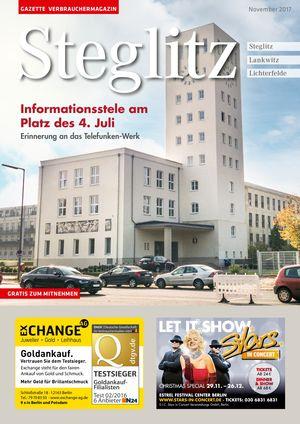 Titelbild Steglitz 11/2017