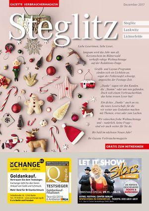 Titelbild Steglitz 12/2017