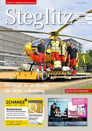 Titelbild Steglitz 1/2018