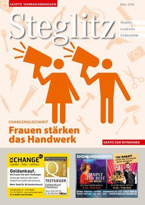 Titelbild Steglitz 3/2018
