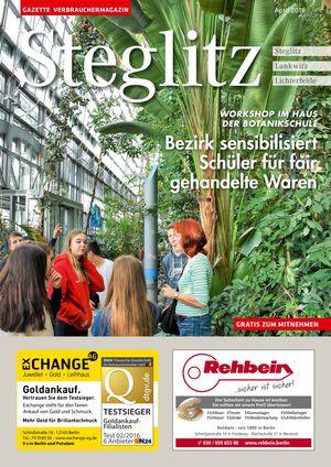 Titelbild Steglitz 4/2018