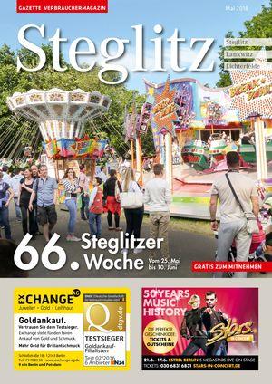 Titelbild Steglitz 5/2018