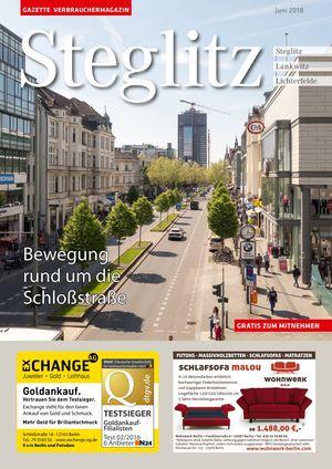 Titelbild Steglitz 6/2018