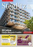 Titelbild: Gazette Steglitz September Nr. 9/2018