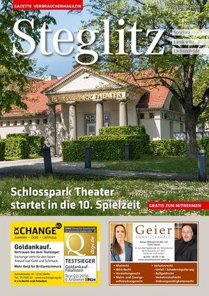 Titelbild Steglitz 10/2018