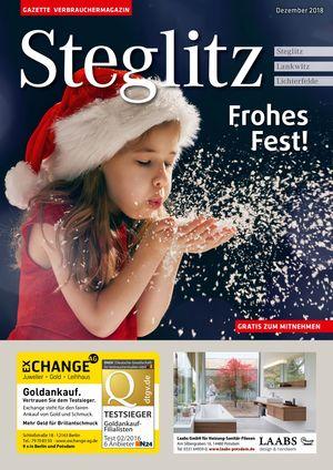 Titelbild Steglitz 12/2018