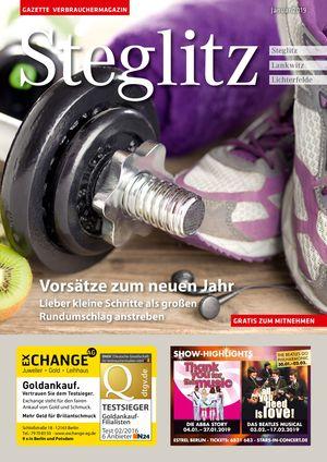Titelbild Steglitz 1/2019