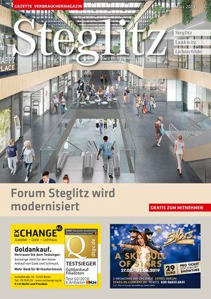 Titelbild Steglitz 3/2019