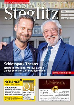 Titelbild Steglitz 4/2019