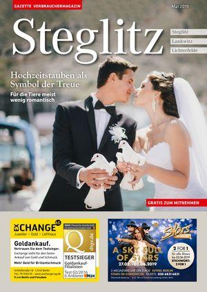 Titelbild Steglitz 5/2019