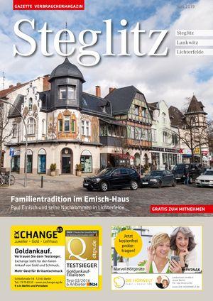 Titelbild Steglitz 6/2019