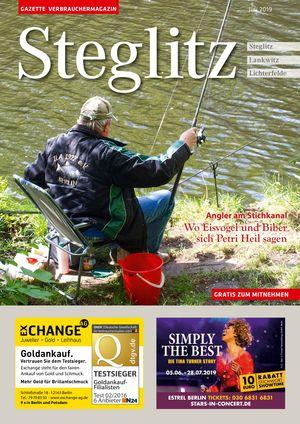 Titelbild Steglitz 7/2019