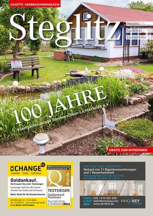 Titelbild Steglitz 8/2019