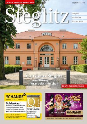 Titelbild Steglitz 9/2019