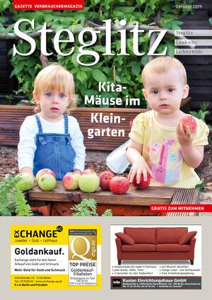Titelbild Steglitz 10/2019