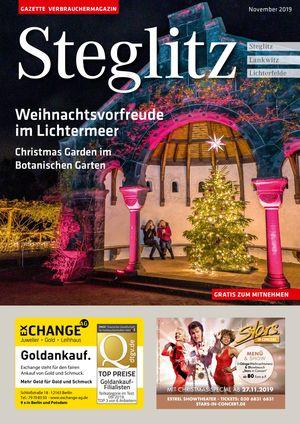 Titelbild Steglitz 11/2019