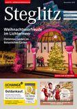 Titelbild: Gazette Steglitz November Nr. 11/2019