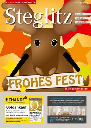 Titelbild Steglitz 12/2019