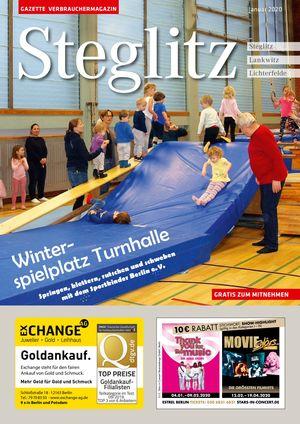 Titelbild Steglitz 1/2020