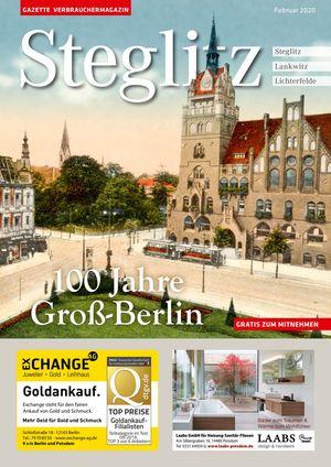 Titelbild Steglitz 2/2020