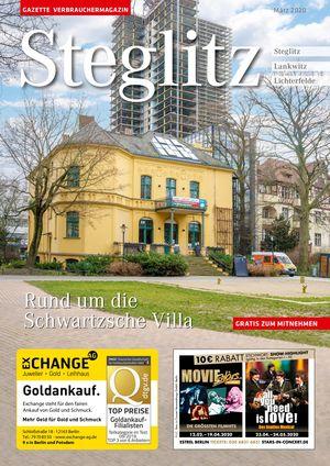 Titelbild Steglitz 3/2020