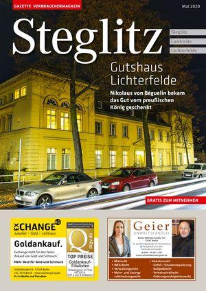 Titelbild Steglitz 5/2020